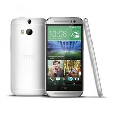 HTC One M8 - 32GB -  Silver  - (Factory Unlocked) smartphone +12 MONTHS WARRANTY