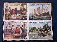 The  First Voyage of Christopher Columbus Quartet  #2623a