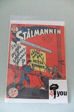 7.5 VF- VERY FINE- BATMAN # 54 SWEDISH EURO VARIANT  OW/CP YOP 1950