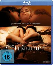 THE DREAMERS [Blu-ray] 2003 Michael Pitt Eva Green Bertolucci Erotic Film Import