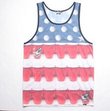 O'Neill Beerpong Tank (M) White