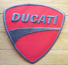 Aufnäher / Aufbügler/ Patch: DUCATI - Logo - Kult!