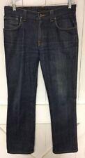 Men's Nudie Jeans Slim Jim Dry Broken Twill Medium Color 32 X 29.  P