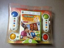 Pack Familial Jeu Scene It Box Office 4 Zappers - Neuf FR - Microsoft Xbox 360