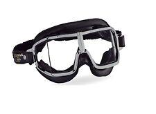 Motorradbrille CLIMAX 521 für Brillenträger Retrobrille Schutzbrille Brille NEU