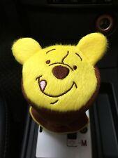 Winnie the Pooh Car Accessory Manual/Round-Head Shift Knob Gear Stick Cover #10