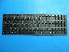"New listing Lenovo IdeaPad Z585 15.6"" Genuine Keyboard Aelz3U01110 V-117020Ps2-Us 25208114"