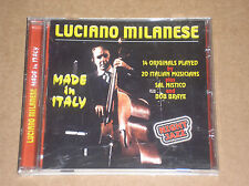 LUCIANO MILANESE - MADE IN ITALY - CD