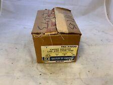 Square D Fal32030 3 Pole 30a 240v Circuit Breaker