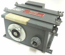 GEMCO ROTATING CAM LIMIT SWITCH 1980-404X-SP-X-R20-R1, 4-POSITION GEARED LIMIT