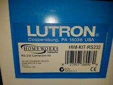 Lutron Rs-232 Connection Kit