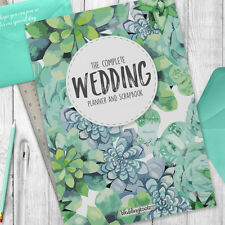 Wedding Planner Organiser Book- Wedding planning Diary / Planner /  Book