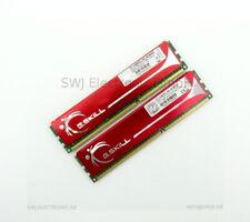 4GB 2x2GB G.SKILL F3-12800CL9D-4GBNQ DDR3-1600 PC3-12800 PC Arbeitsspeicher