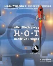 After Effects 5.05.5 Hands-On Training-ExLibrary