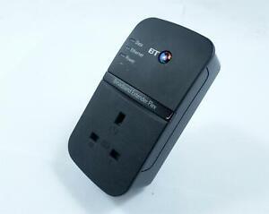 BT 500Mbps Broadband Extender Flex 500 Passthrough Powerline Ethernet Adapter