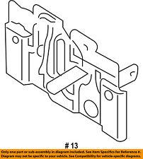 FORD OEM 14-16 Fiesta Hood-Lock Latch D2BZ16700B