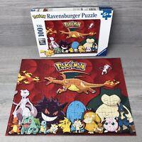 Ravensburger POKEMON XXL 100PC JIGSAW Puzzle - Kids Toys/Games - 100% Complete