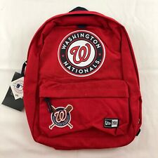 Washington Nationals New Era Heritage Patch Backpack