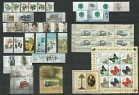 Moldova 2013 Complete year set MNH stamps, blocks, sheets and booklet