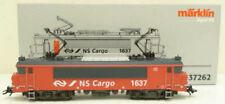 Marklin 37262 Serie 1600 NS Cargo Electric Locomotive NIB