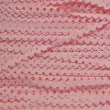 Ric Rac Trim Fuchsia Pink