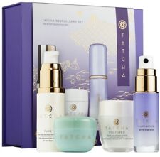 Tatcha Bestsellers Value Set ($120) All Natural Extreme Anti-Aging Products ~NIB
