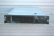 Ibm Ststem X3650 M4 2 X Six Core 2.00Ghz E5-2620 8gb Sff 600Gb Server