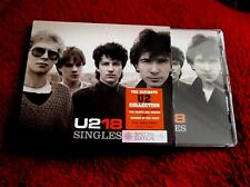 U2 - U218 Singles ; Limited Numbered 19 track CD Edition in Slipcase ; New