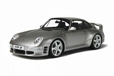 GT Spirit 1996 Porsche RUF CTR 2 Silver LE of 1000 GT080 1:18*New Item*