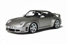 GT Spirit 1996 Porsche RUF CTR 2 Silver LE of 1000 GT080 1:18*New Item*