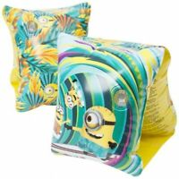 """Despicable Me """"Minions"""" Character Inflatable Arm Bands (Ages 3 - 6)"""