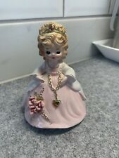 Josef Originals Dress Up Girl With Mom's Gold Chain and Locket