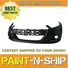 NEW  2013 2014 2015 DODGE DART Front bumper Painted CH1000A09