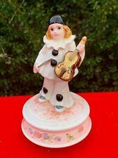 Rare Vintage Schmid Pierrot Love Michel Oks music player Violin 6/4 ��sj17j