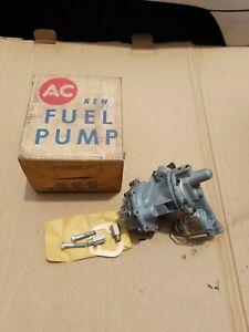 1956-59 AC Dual VACUUM FUEL PUMP 4363 6cyl Nash 40 Statesman Rambler All