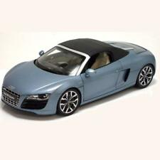 KYOSHO 1/18 Audi R8 Spyder Diecast Model Car Light Blue (09217BL)