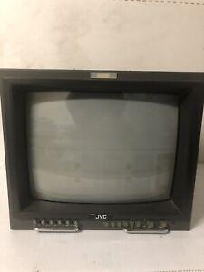 "JVC 14"" CRT Color Video Monitor TM-R14U"