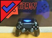 Sony PlayStation PS4 Dualshock 4 Wireless Controller Jet Black V2 (Fast Ship)