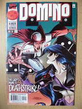 MARVEL COMIC- X-MEN: DOMINO, Vol. 1, No. 2, February 1997(Excellent)
