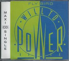 WILL TO POWER - Fly bird CD SINGLE 3TR (EPIC) 1990 HOLLAND