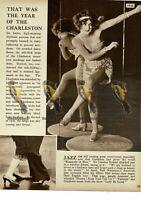 Charleston, Dance of the Flapper, 1926, Book Illustration, 1938