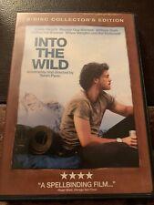 DVD - Into the Wild (2008, 2-Disc Set, Special Edition) RARE