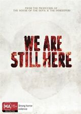 We Are Still Here (DVD, 2015)