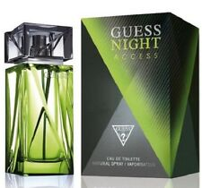 Guess Night Access By GUESS 30ml EDT Spray Men's Perfume New & Sealed Box