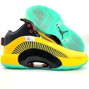 Nike Air Jordan XXXV 35 PF Dynasties Yellow Black Red DD3044-700 Men's 9-12