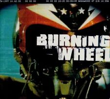 Primal Scream Burning wheel (1997, digi)  [Maxi-CD]