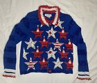 Vintage Women's JACK B QUICK Ugly Christmas Sweater Size M