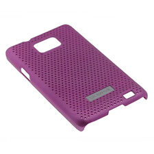GENUINE NEW SAMSUNG i9100 GALAXY S 2 II VENT COOL CASE PINK SAMGS2CCPI