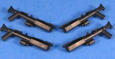STAR WARS CLONE WARS TROOPER DC 15A RIFLE blaster pack x4 custom toy Accessories
