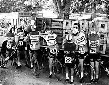 """""""FUELING UP"""" TOUR DE FRANCE 1964 RARE RETRO POSTER"""
